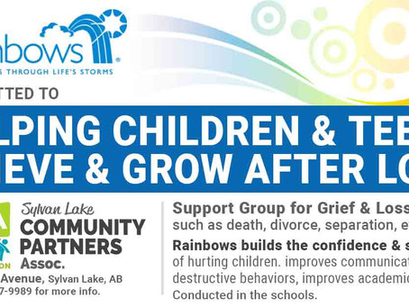Rainbows - Guiding Kids Through Life's Storms