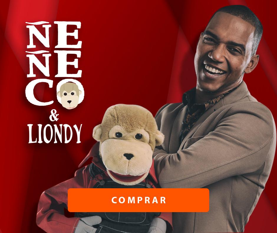 Ñeñeco y Liondy