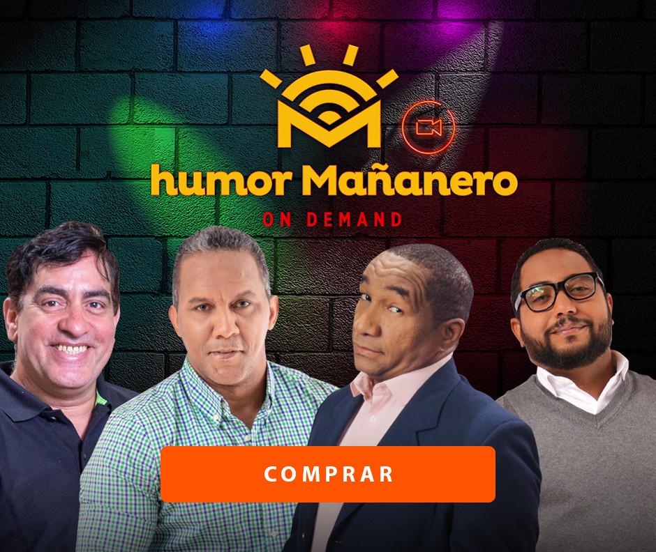 Humor Mañanero - Humor On Demand, Stand up comedy domicano