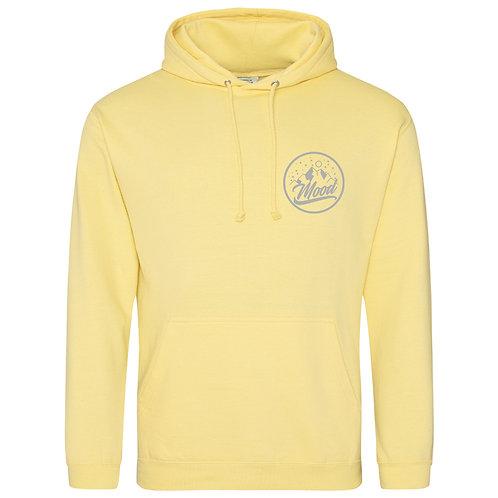Mood (Sherbert Lemon and Grey) Hoodie