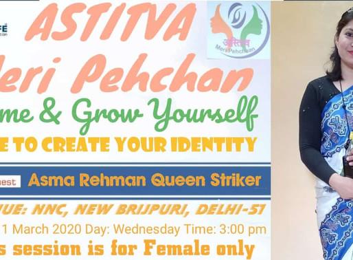 Astitva   Brijpuri NNC Delhi   11th March