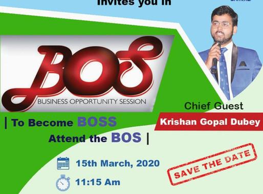 BOS | Delhi | 15th March