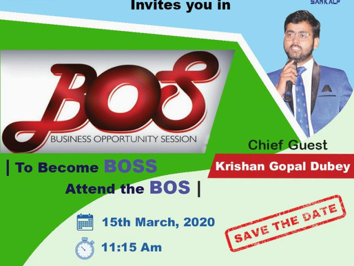 BOS | Delhi | 15th March