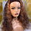 "Thumbnail: 22in"" highlighted Headband Wig"
