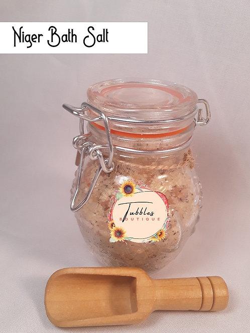 Niger Bath Salt - 4oz.