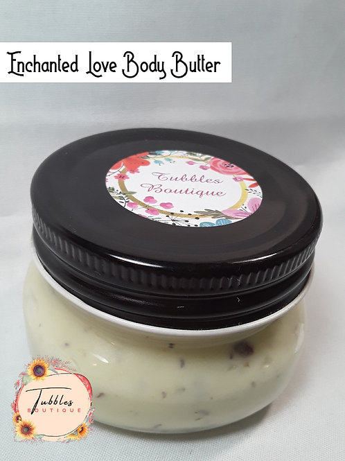 Enchanted Love Body Butter - 8 oz.