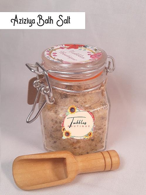 Aziziya Bath Salt - 4oz.