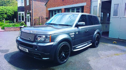 For sale range rover sport TITAN £16250