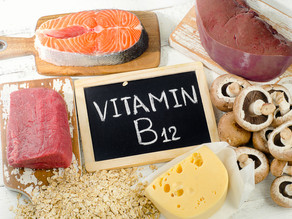 What is vitamin B12 and what does it do?