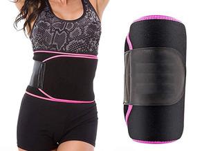 Women Belly Sweat Slim Belt 65 % off 350/- only