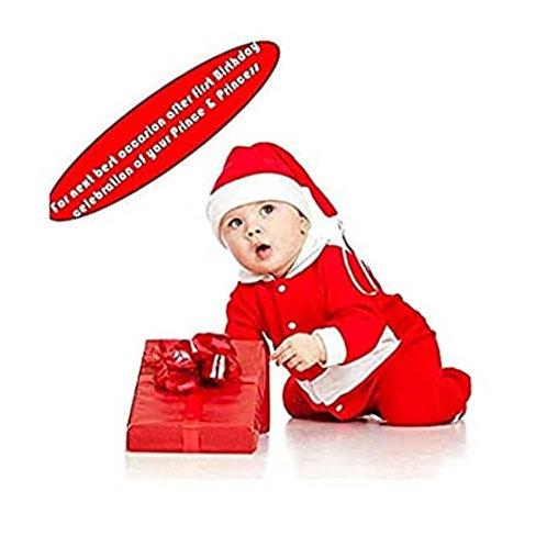 Mobina Santa Claus Dress Costume for Boys Girls Kids