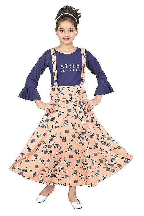 KRISHNA INDUSTRIES Girls Fancy Dress