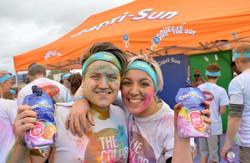 Photo Booth Colour Run