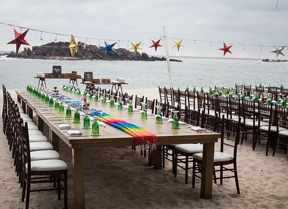 Beach Welcome Dinner
