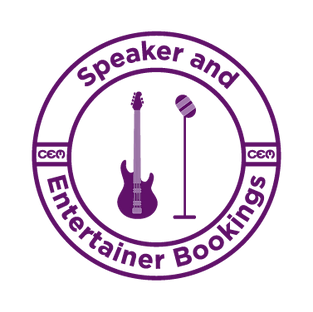 Speaker and Entertainer Bookings