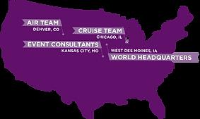 CEM Location Map