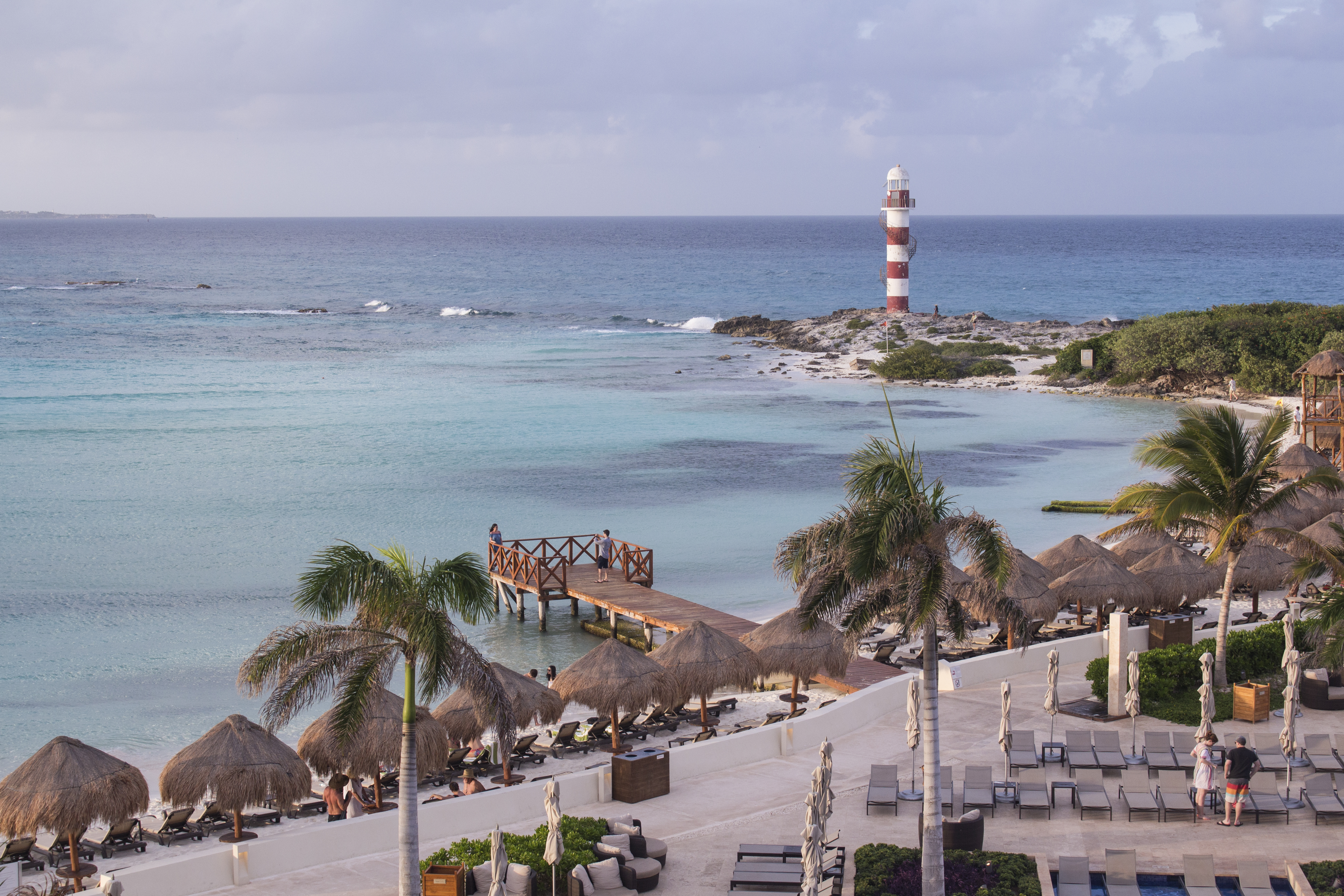 Cancun Light House
