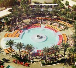 Round Hotel Pool