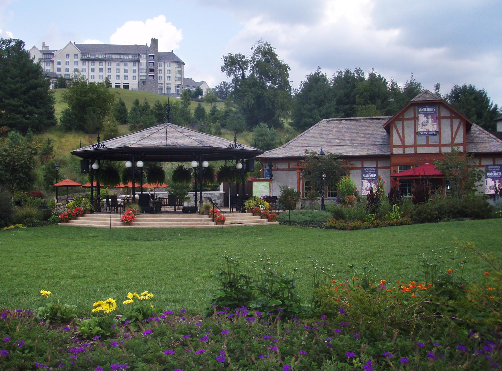 Hotel in Asheville North Carolina