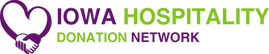 IHDN - Iowa Hospitality Donation Network
