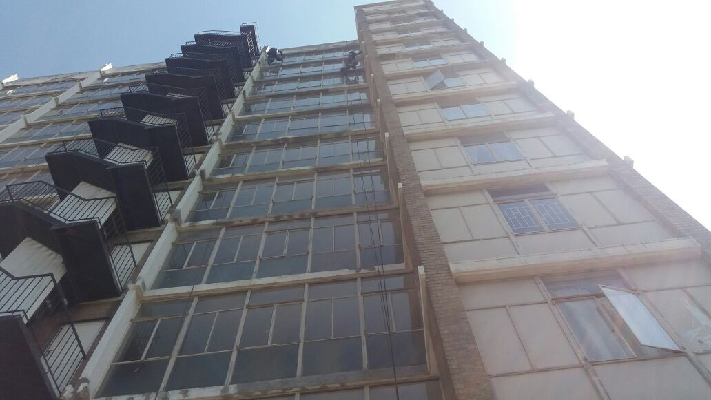 PARKTOWN MANSIONS - ROPE ACCESS