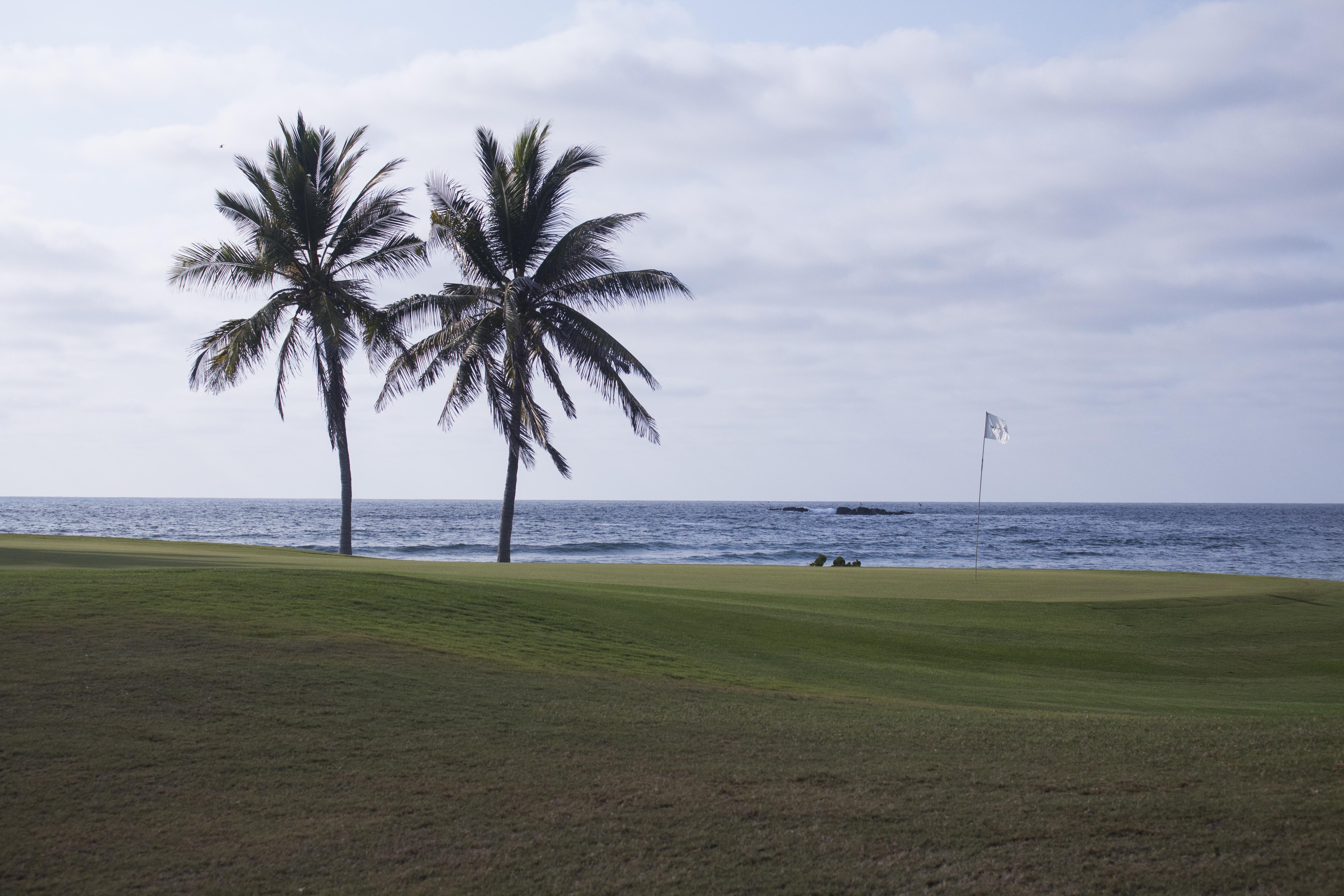 Incentive golf trip