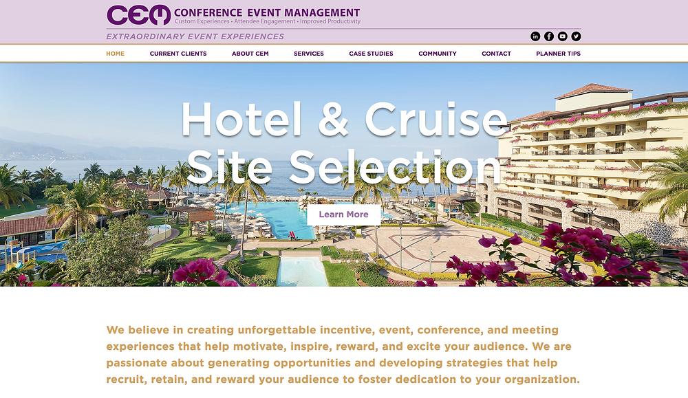 CEM website