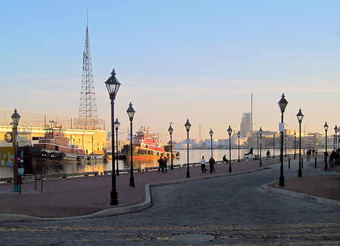 Baltimore Riverfront