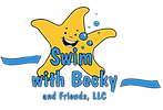 Swim with Becky and Friends Transparent