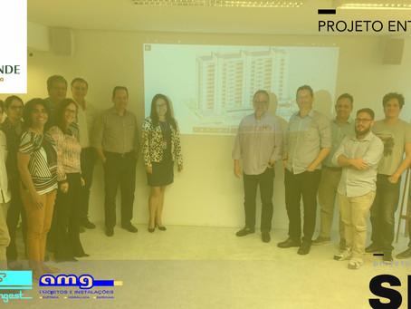 Casa Grande Engenharia recebe projeto com nível mundial de coordenação BIM
