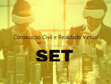 Construção Civil e Realidade Virtual: Saiba porque seu empreendimento precisa dessa ferramenta.