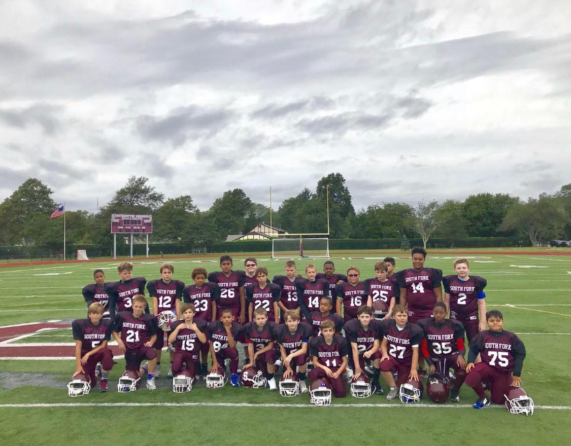 SYA 2018 South Fork Mariners