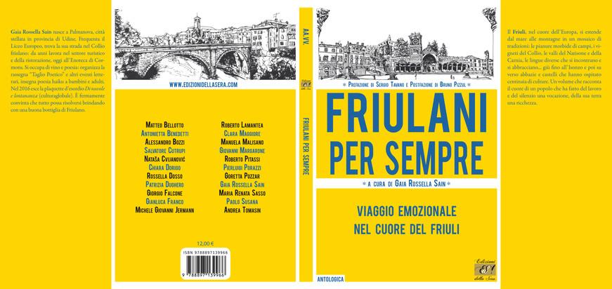 Copertina Friulani per sempre