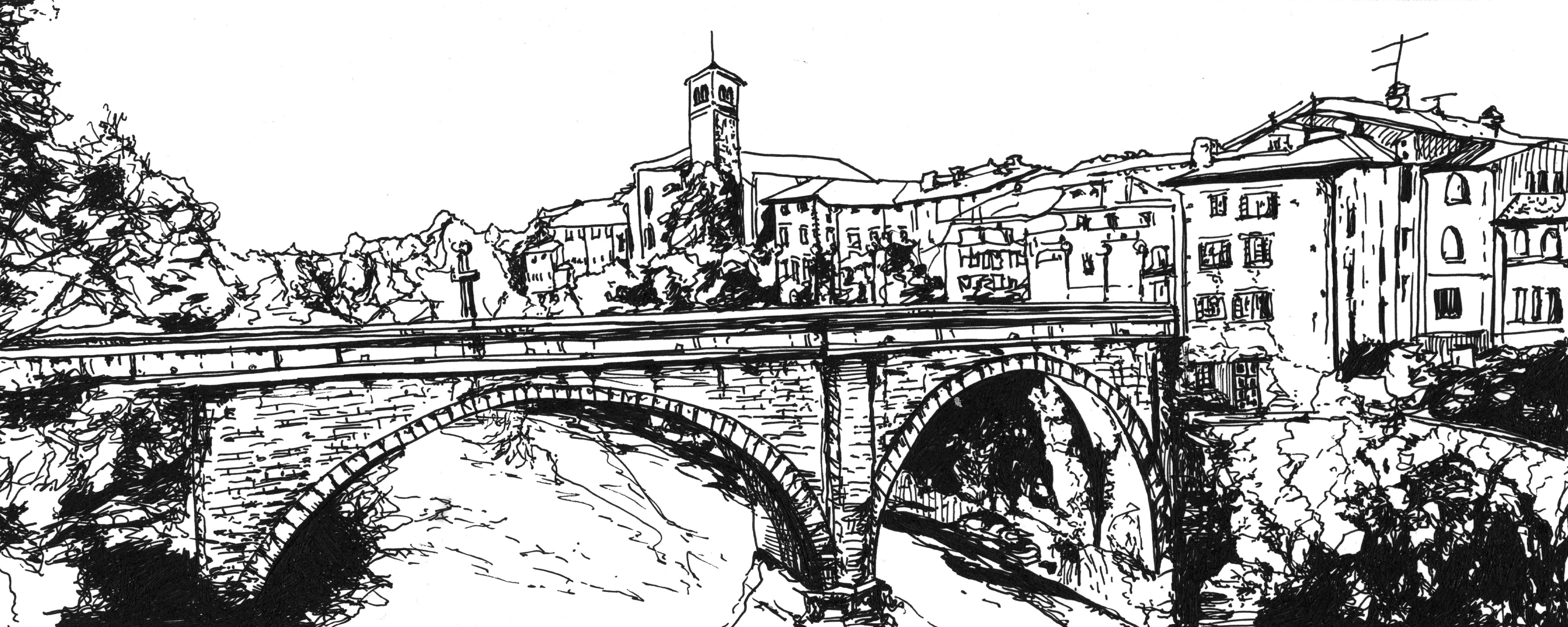 Ponte del Diavolo sul Natisone