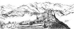 Monviso e Sacra San Michele