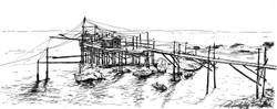 Palafitte pescatori