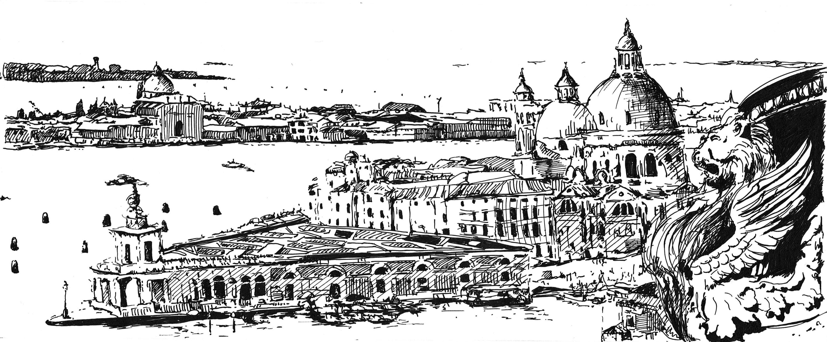 Piazza San Marco e leone
