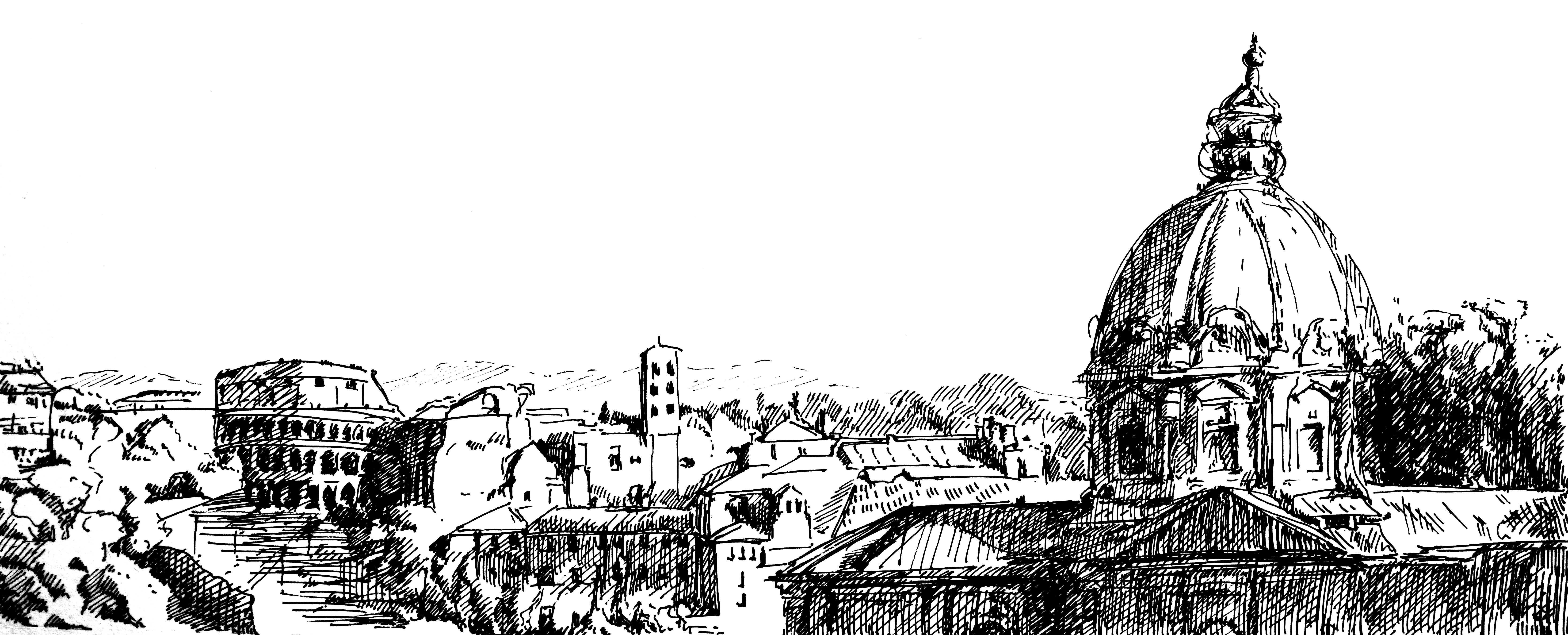 Belvedere romano
