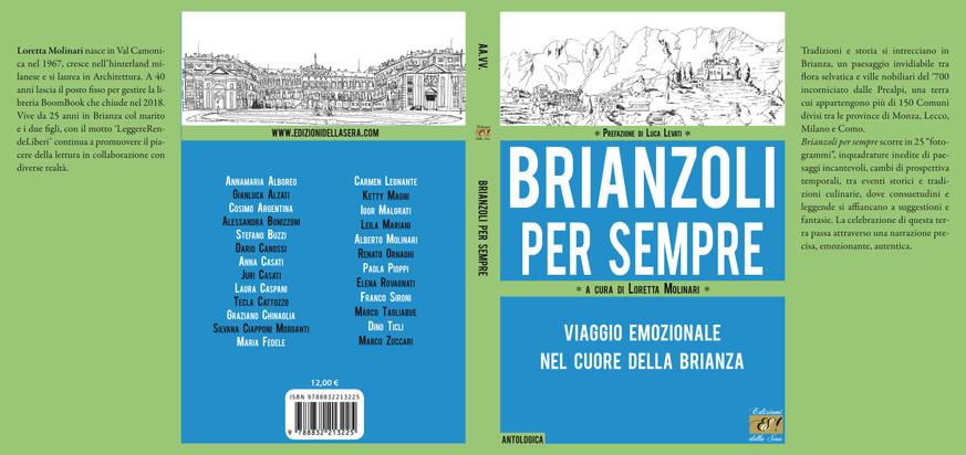 Copertina Brianzoli per sempre