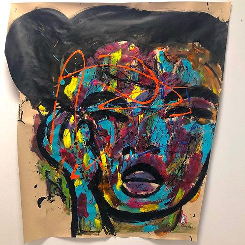 Alan Clark – Brown Paper Bag Series