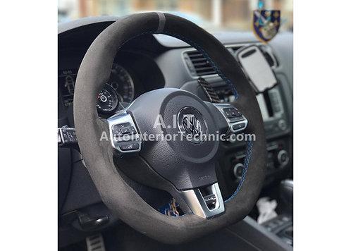 MK6 Steering Wheel Wrap