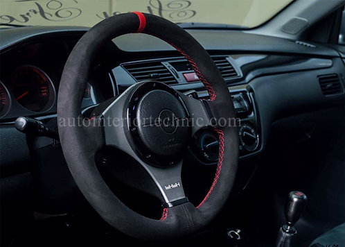 EVO 7/8/9 Steering Wheel Wrap