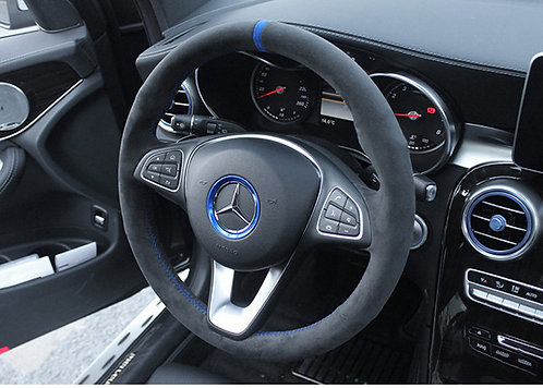 15-17 C-Class Steering Wheel Wrap