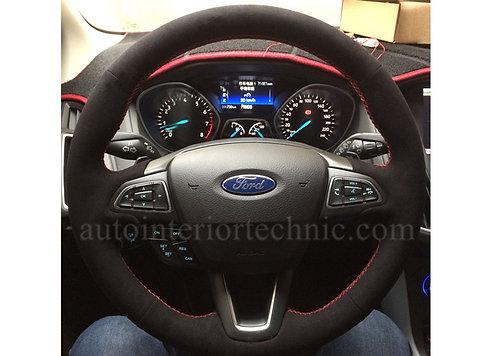 15 Ford focus Steering Wheel Wrap