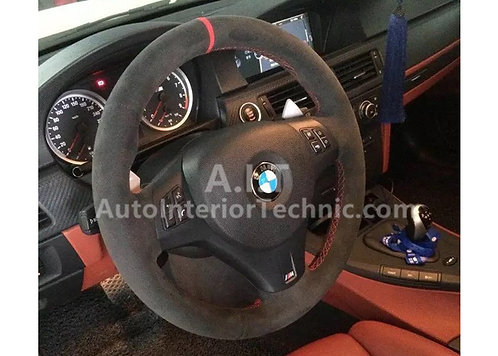 BMW E90/E92 M3 Steering Wheel Wrap