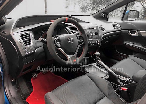 Remarkable 9Th Gen Civic Si Steering Wheel Wrap Caraccident5 Cool Chair Designs And Ideas Caraccident5Info