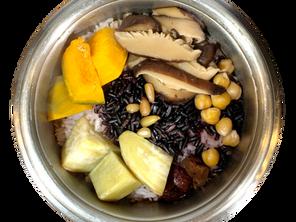 NUTRITIOUS RICE-营养饭-영양밥