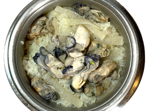OYSTER RICE-牡蛎饭-굴밥