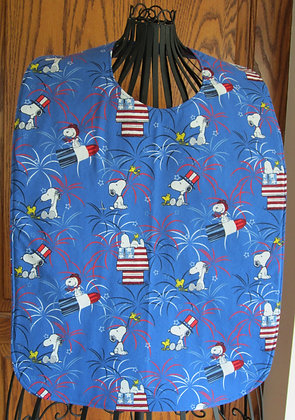 Celebrate Snoopy - Adult Clothing Protector