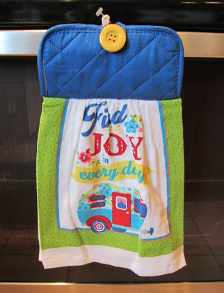 Find Joy in Every Day - Towel